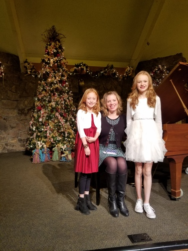 Christmas Recital 2017