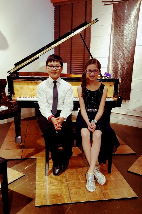Yamaha Piano Competition Winners 2018